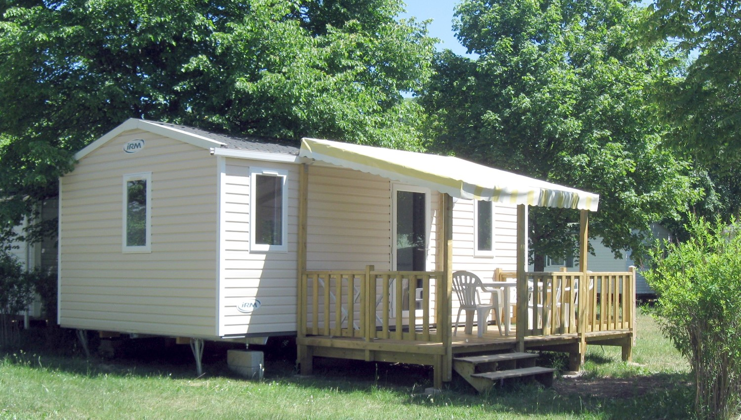camping jura location mobil home