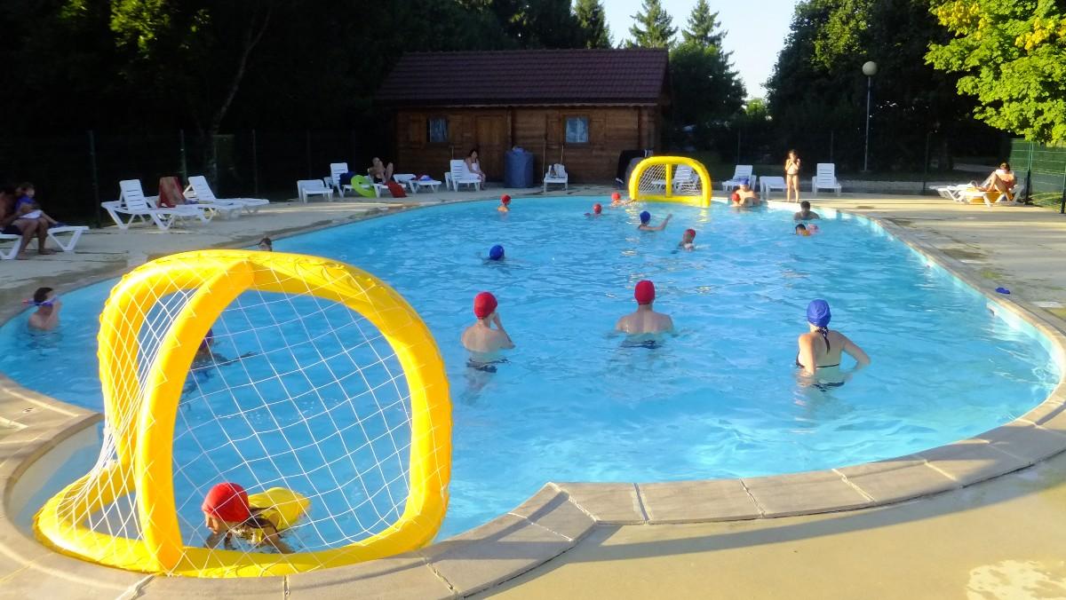 Camping jura vacances location piscine chalet mobil home - Camping avec piscine jura ...
